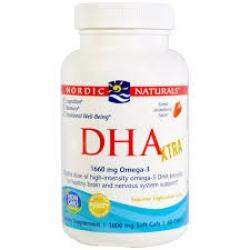 Nordic Naturals DHA Xtra 1,000 mg / 60 Sgels