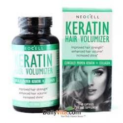 NeoCell KERATIN HAIR VOLUMIZER / 60Tablets