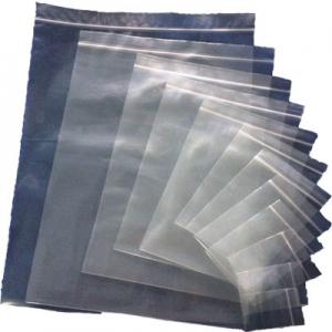 ถุงซิปล็อค PE ขนาด 13*20 cm (5*8นิ้ว)