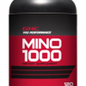GNC Pro Performance® Mino 1000 มิโน 1000 ชนิดแคปซูล 120 Softgel Capsules Code: 573766 เลขทะเบียน อย. 10-3-02940-1-0024