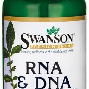 Swanson Premium RNA & DNA 100/10 mg /250 Tabs