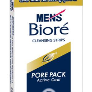 Men's Biore Porepack เมนส์บิโอเร พอร์แพ็ค