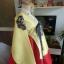 Princess Hanbok แบบชาววัง (ทังอี) สีเหลืองทอง ตัดแดง สวยอลังการ thumbnail 6