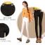 JW6101001 กางเกงยีนส์เดปเข้ารูป เอวยางยืด เวอร์ชั่นสาวเกาหลี (พรีออเดอร์) thumbnail 3