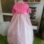 Silk Hanbok เกรด A+++ ฮันบกผ้าไหมเกาหลี รุ่นน้องกระต่าย Lovely pink thumbnail 9