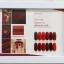 สีทาเล็บเจล EN.OU ยกเซ็ต 12ขวด สีน้ำตาลแดง RUST RAD thumbnail 5