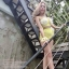 [Size S,M] Daisy set (สีเหลือง) ชุดว่ายน้ำ ทูพีทแนววินเทจ thumbnail 2
