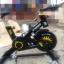 จักรยานออกกําลังกาย Spin Bike รุ่น :9301 / สีดำ thumbnail 7
