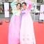 Silk Hanbok เกรด A+++ ฮันบกผ้าไหมเกาหลี รุ่นน้องกระต่าย Lovely pink thumbnail 2