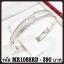 แหวนเพชร CZ รหัส MR108SRD thumbnail 1