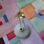 Hanbok hair pin ที่ปักผมฮันบกโรเดียมรูปดอกไม้ รุ่นเล็ก เซต 2 ชิ้น thumbnail 1