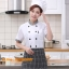 C6012007 เสื้อเชฟ เสื้อพ่อครัว เสื้อแม่ครัว เสื้อพนักงานทำอาหาร เสื้อกุ๊ก thumbnail 4