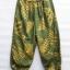 กางเกงขายาวผ้าฝ้ายพิมพ์ลาย thumbnail 1