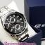 นาฬิกา คาสิโอ Casio Edifice Multi-hand รุ่น EF-334D-1AV สินค้าใหม่ ของแท้ ราคาถูก พร้อมใบรับประกัน thumbnail 5