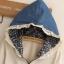 KW5810001เสื้อแจ็กเก็ตกันหนาวมีฮูด พิมพ์หมวกลูกไม้สาวสดนักเรียนมัธยม (พรีออเดอร์) รอ 3 อาทิตย์หลังชำระเงิน thumbnail 5