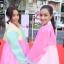 Silk Hanbok เกรด A+++ ฮันบกผ้าไหมเกาหลี รุ่นน้องกระต่าย Lovely pink thumbnail 12