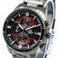 นาฬิกา คาสิโอ Casio Edifice Chronograph รุ่น EFR-543BK-1A4V สินค้าใหม่ ของแท้ ราคาถูก พร้อมใบรับประกัน thumbnail 2