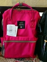 Anello canvas shocking pink size mini พร้อมส่ง!!!