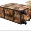 กระเป๋าเดินทางวินเทจ รุ่น vintage classic ลายซองจดหมาย ขนาด 20 นิ้ว thumbnail 5