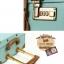 กระเป๋าเดินทางล้อลากวินเทจ รุ่น vintage retro สี Blue เซ็ตคู่ ขนาด 12+24 นิ้ว thumbnail 9