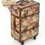 กระเป๋าเดินทางวินเทจ รุ่น vintage classic ลายซองจดหมาย ขนาด 20 นิ้ว thumbnail 4
