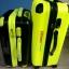 กระเป๋าเดินทางล้อลากไฟเบอร์ รุ่น colorful เขียวขอบดำ ขนาด 20/24/28 นิ้ว thumbnail 5