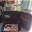 กระเป๋าเดินทางล้อลากไฟเบอร์ รุ่น colorful ส้มขอบฟ้า ขนาด 20/24/28 นิ้ว thumbnail 7