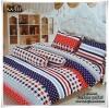 ผ้าปูที่นอนเกรด A ขนาด 6 ฟุต(5 ชิ้น)[AA-111]