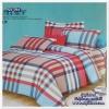 ผ้าปูที่นอนสไตล์โมเดิร์น เกรด A ขนาด 6 ฟุต(5 ชิ้น)[AS-061]