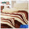 ผ้าปูที่นอนสไตล์โมเดิร์น เกรด A ขนาด 6 ฟุต(5ชิ้น)[AS-018]
