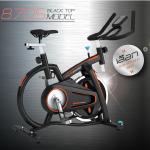 Spin Bike จักรยานออกกําลังกาย : 8705 Black Top