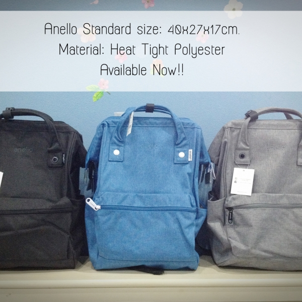 (Genuine) Anello new arrival Standard 3 colors available now