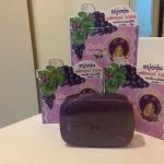 สบู่องุ่น Miracle Grape Soap k&k beautiful