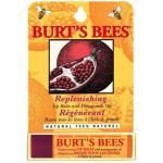 BURT'S BEES :: Burt's bee Replenishing Lip Balm with Pomegranate Oil เรียบเนียน ชุ่มชื้น ดูสุขภาพดีด้วย ทับทิม