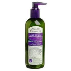 ลด 30 % AVALON ORGANICS :: Lavender Luminosity - Moisture Plus Lotion with SPF18 โลชั่นป้องกันแสงแดด18เท่า ปรับผิวให้นุ่มชุ่มชื่น