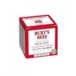 BURT'S BEES :: Burt's bee Naturally Ageless Smoothing Eye Cream ลดความหมองคล้ำ ริ้วรอยและอาการบวมใต้ดวงตา
