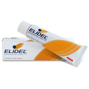 ELIDEL :: Pimecrolimus Cream 1% ลดผื่นคัน สิวผด ลดอาการอักเสบ ระคายเคือง สิวจากสเตียรอยด์
