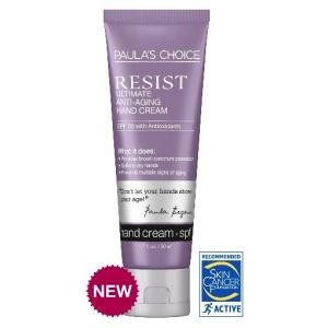 ลด 20 % PAULA'S CHOICE :: Resist Ultimate Anti-Aging Hand Cream SPF 30 + Antioxidants สำหรับดูแลมือของคุณ