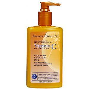 ลด 30 % AVALON ORGANICS :: Vitamin C Hydrating Cleansing Milk น้ำนมล้างเครื่องสำอาง อ่อนโยน