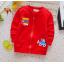**เสื้อแขนยาว 3 Barกระดุม สีแดง size S-XL | 4ตัว/แพ๊ค | เฉลี่ย 150/ตัว thumbnail 1
