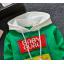 **เสื้อแขนยาว Baby Guru มีหมวก สีเขียว size= 8-10-12-14 | 4ตัว/แพ๊ค | เฉลี่ย 200/ตัว thumbnail 3