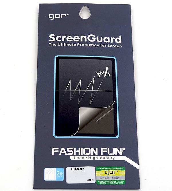 ฟิล์มกันรอยจอ LCD สำหรับ PANASONIC LUMIX GM5 1 ชุด มี 2 แผ่น