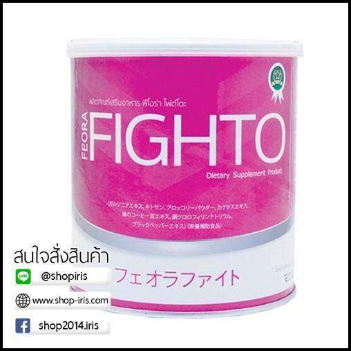 ฟีโอร่า ไฟต์โตะ FEORA Fighto