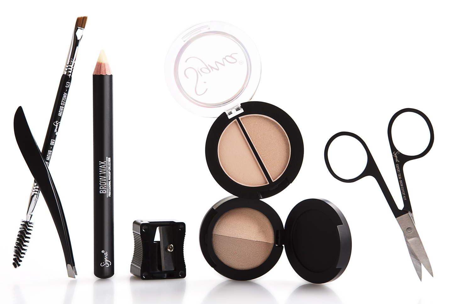 SIGMA Brow Expert Kit - Light