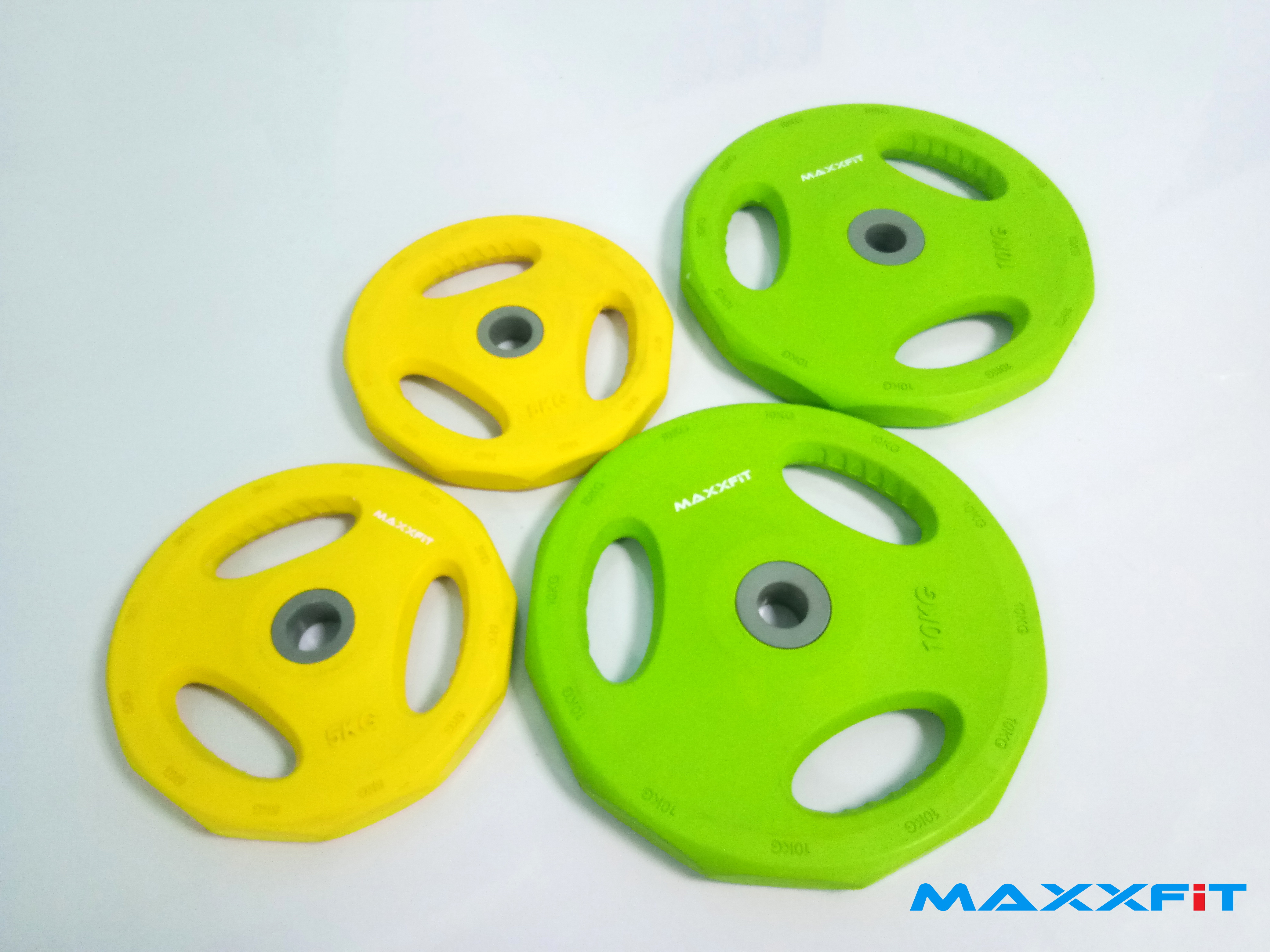 ขาย แผ่นน้ำหนัก MAXXFiT Body Pump