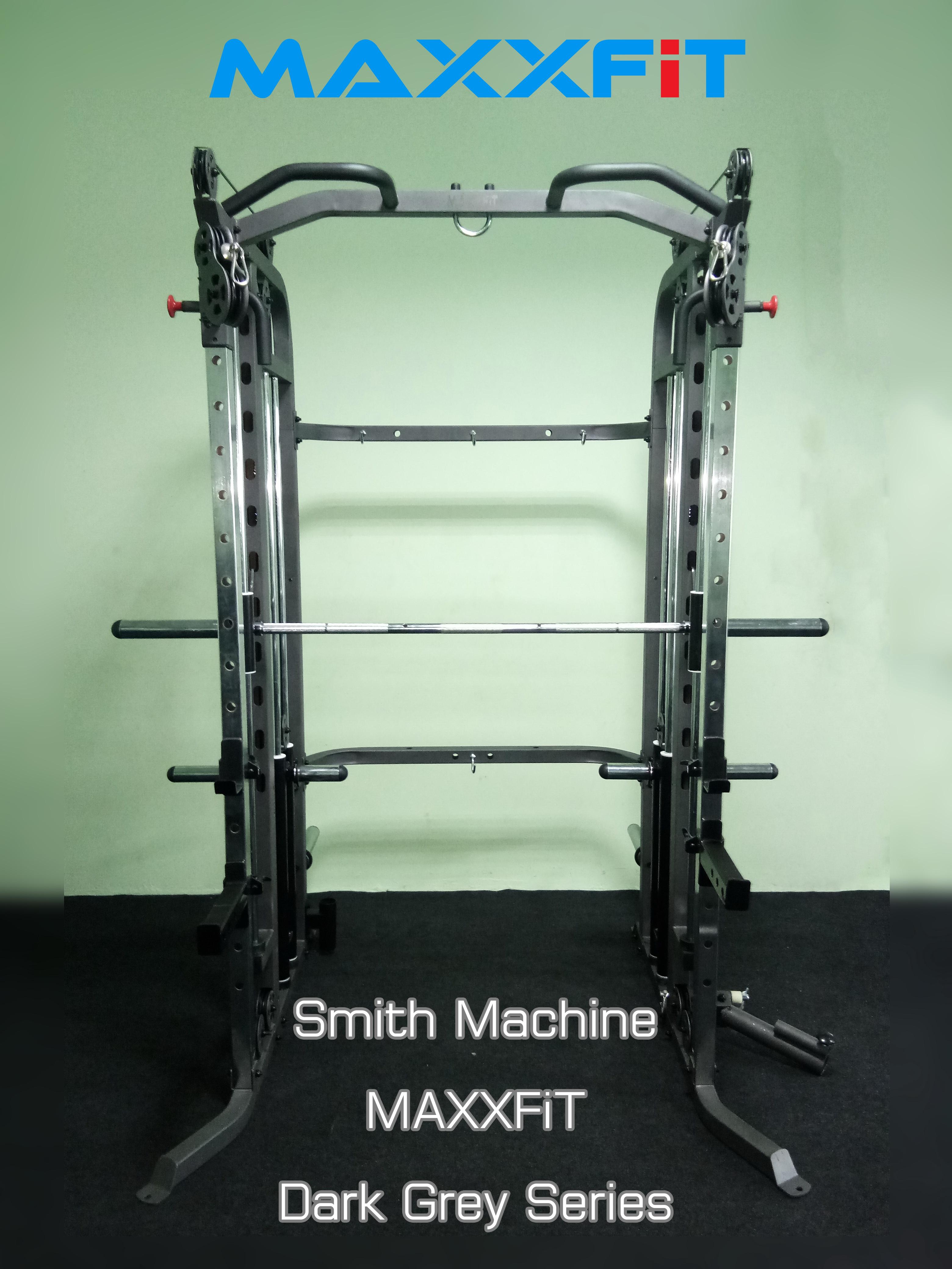 ขาย Smith Machine MAXXFiT Dark Grey Series