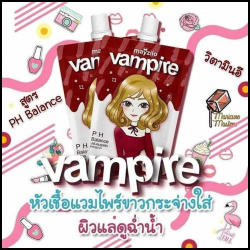 หัวเชื้อแวมไพร์ สูตร PH Balance (Mayziio Vampire)