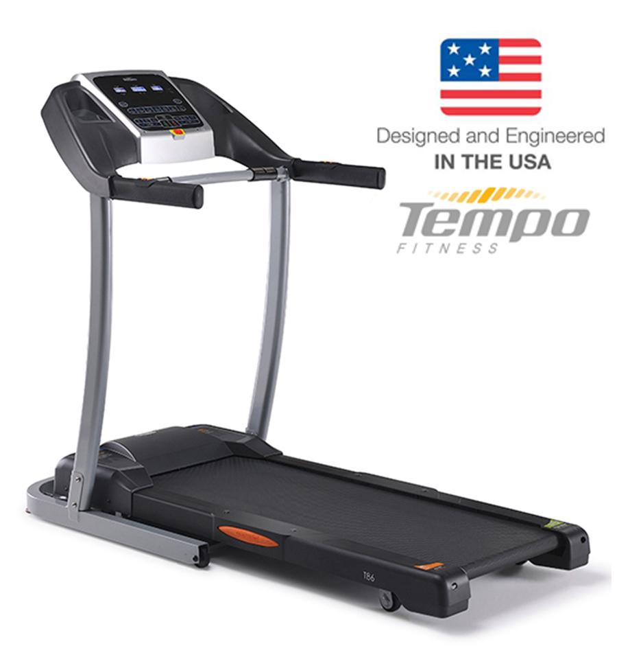 ลู่วิ่งไฟฟ้า Johnson/Tempo รุ่น T82