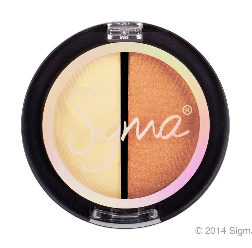 SIGMA Brow Highlight Duo - Ray of Light
