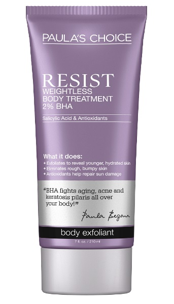 PAULA'S CHOICE RESIST Weightless Body Treatment with 2% BHA width=